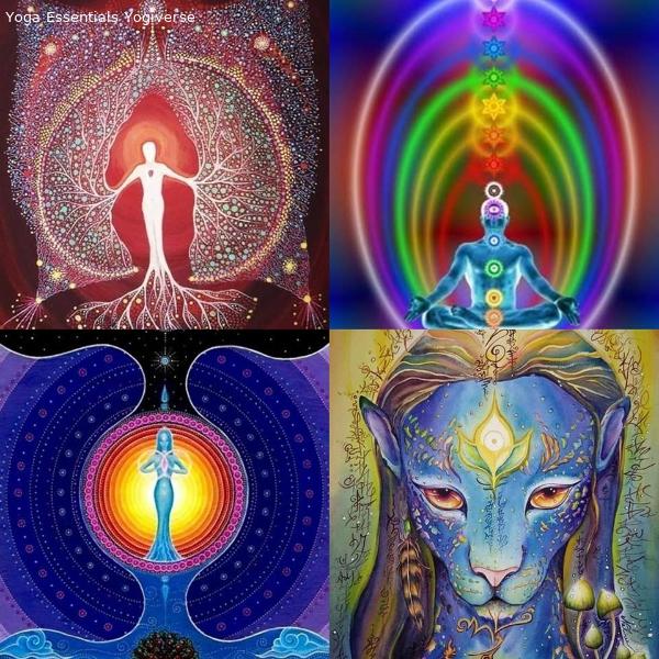 Colours of Yoga